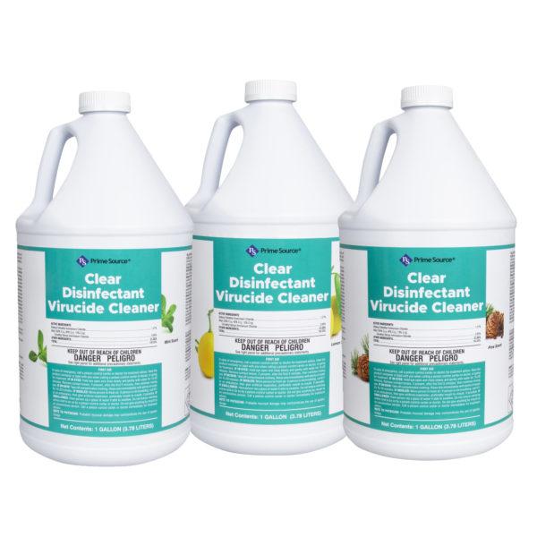 Clear Disinfectant Virucide Deodorizer - Prime Source Brands